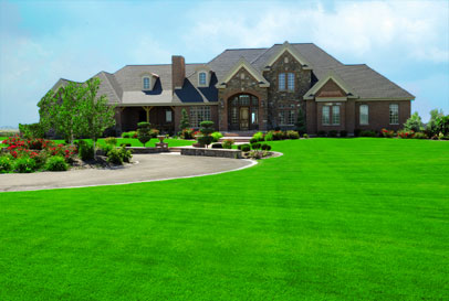 Turfco landscaping services turfco lawn care services in for Landscaping your home